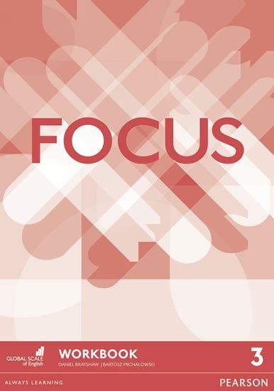 Brayshaw Daniel: Focus 3 Workbook