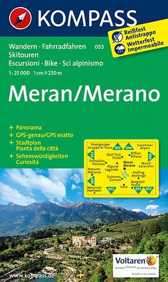 neuveden: Merano 053 / 1:25T NKOM