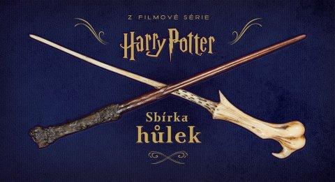 neuveden: Harry Potter - Sbírka hůlek