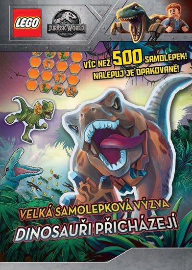 neuveden: Dinosauři přicházejí - Velká samolepková výzva