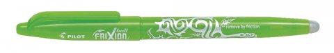 neuveden: PILOT Frixion Ball 07, R, světle zelená