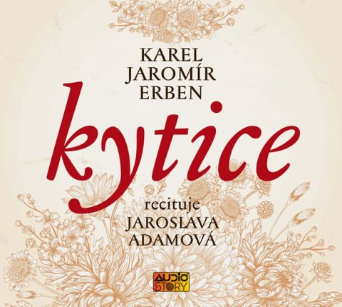 Erben Karel Jaromír: Kytice - CDmp3 (Recituje Jaroslava Adamová)