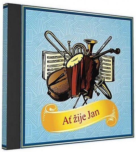 neuveden: Zmožek - Ať žije Jan - 1 CD