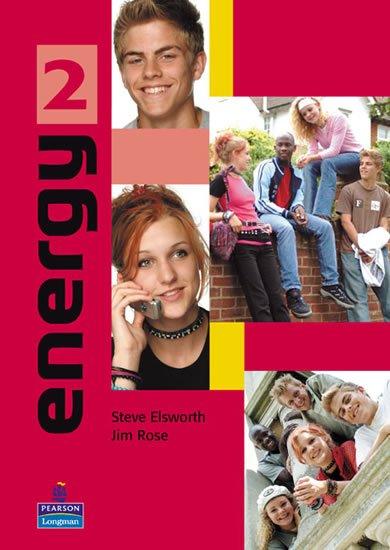 Elsworth Steve: Energy 2 Students´ Book plus notebook