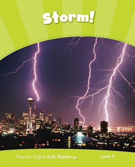 Crook Marie: PEKR | Level 4: Storm! CLIL
