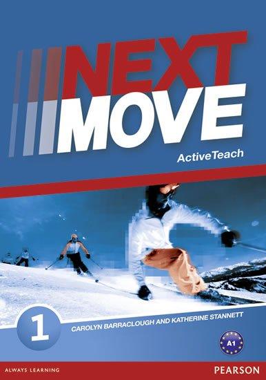 Barraclough Carolyn: Next Move 1 Active Teach