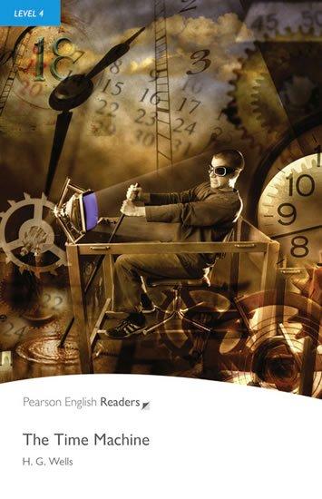 Wells Herbert George: PER | Level 4: The Time Machine Bk/MP3 Pack