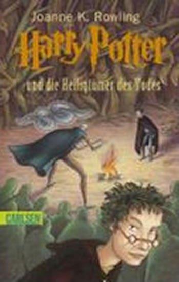 Rowlingová Joanne Kathleen: Harry Potter und die Heiligtümer des Todes