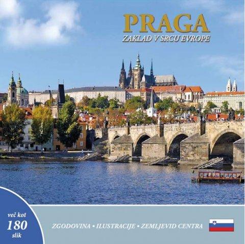 Henn Ivan: Praga: Zaklad v srdcu Evrope (slovinsky)