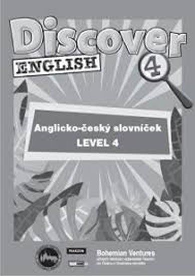neuveden: Discover English 4 slovníček CZ