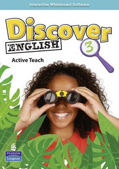 Freebairn Ingrid: Discover English 3 ActiveTeach