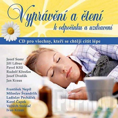 neuveden: Vyprávění a čtení k odpočinku a uzdravení - CD