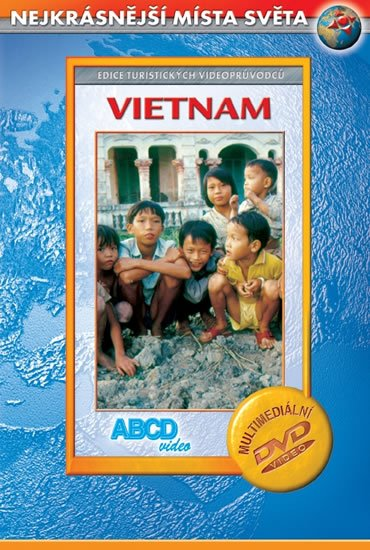 neuveden: Vietnam - Nejkrásnější místa světa - DVD