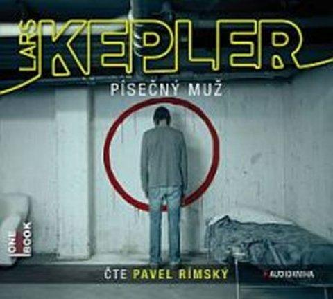 Kepler Lars: Písečný muž - CDmp3 (Čte Pavel Rímský)