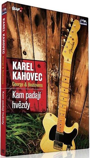 neuveden: Karel Kahovec - Kam padají hvězdy - DVD