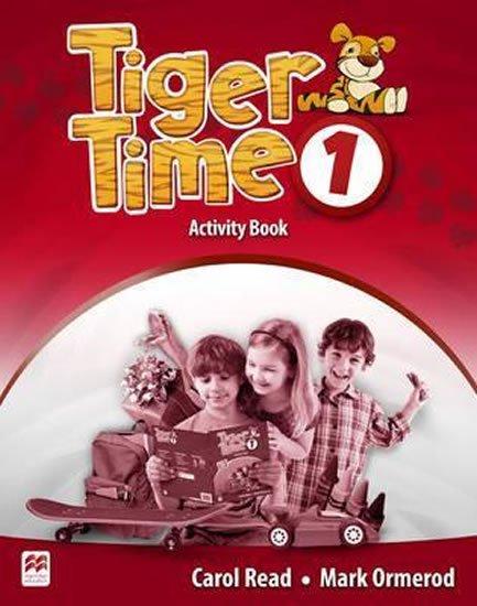 Read Carol: Tiger Time 1: Activity Book