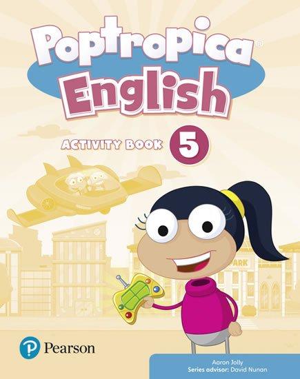 Jolly Aaron: Poptropica English 5 Activity Book