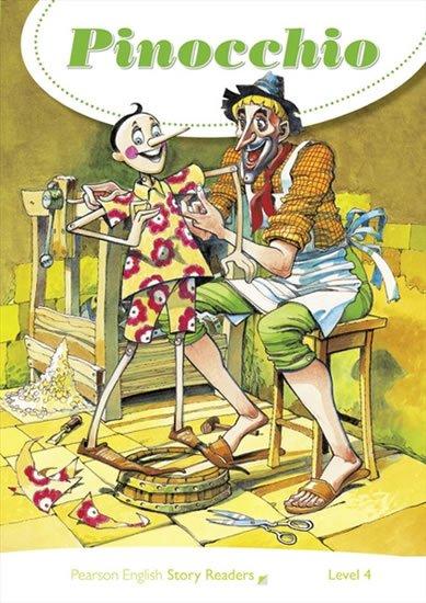 Taylor Nicole: Pearson English Story Readers: Level 4 / Pinocchio