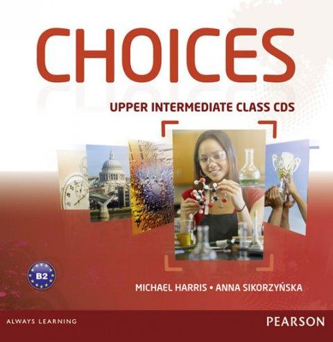 Harris Michael: Choices Upper Intermediate Class CDs 1-6
