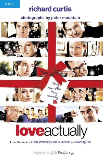 Curtis Richard: PER   Level 4: Love Actually Bk/MP3 Pack