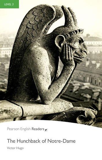 Hugo Victor: PER | Level 3: The Hunchback of Notre-Dame Bk/MP3 Pack