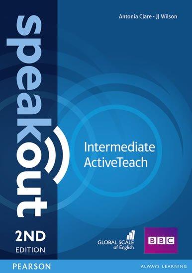 Clare Antonia, Wilson J.J.: Speakout 2nd Edition Intermediate Active Teach