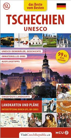 Eliášek Jan: Česká republika UNESCO - kapesní průvodce/německy