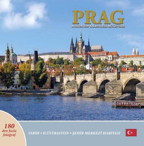 Henn Ivan: Prag: Avrupa´nin kalbindeki mücevher (turecky)