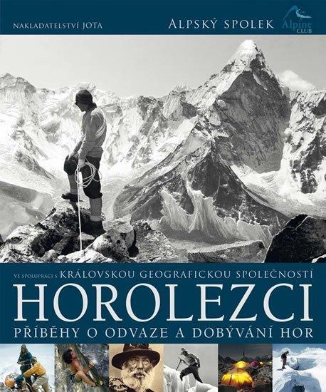 neuveden: Horolezci - Příběhy o odvaze a dobývání hor
