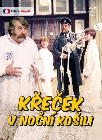 Macourek Miloš: Křeček v noční košili - 2 DVD