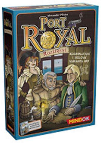 Pfister Alexander: Port Royal: Rozšíření