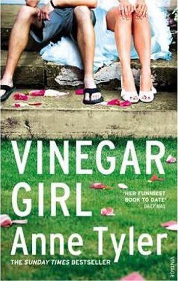 Tylerová Anne: Vinegar Girl
