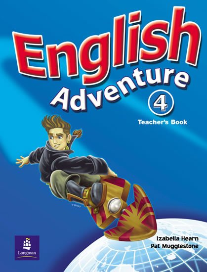 Hearn Izabella: English Adventure 4 Teacher´s Book