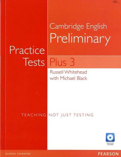 Whitehead Russell: Practice Tests Plus Cambridge English Preliminary 2016 w/ Multi-Rom & Audio