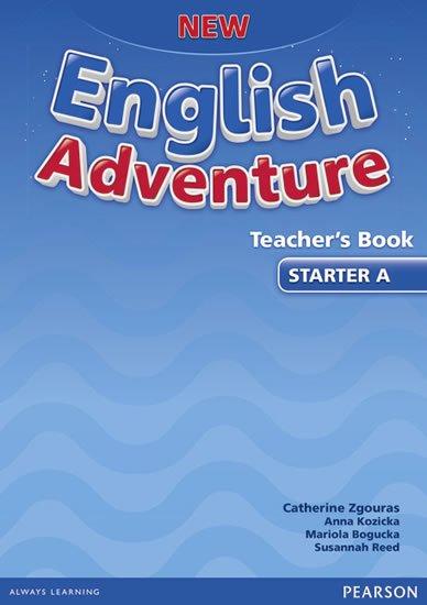 Zgouras Catherine: New English Adventure Starter A Teacher´s Book