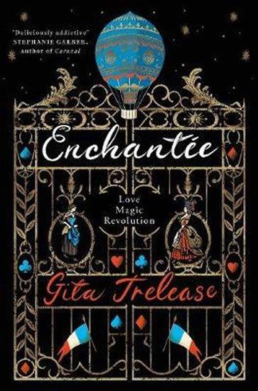 Trelease Dita: Enchantee