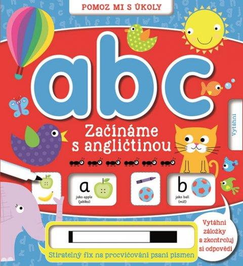 neuveden: Pomoz mi s úkoly - ABC Začínáme s angličtinou