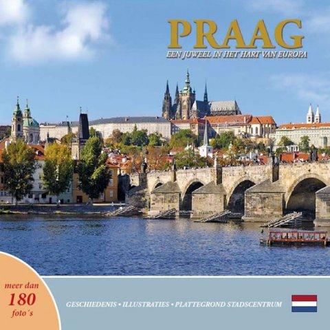 Henn Ivan: Praag: Een juweel in het van Europa(holandsky)