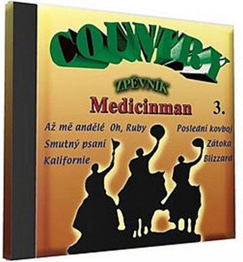 neuveden: Country zpěvník 3 - 1 CD