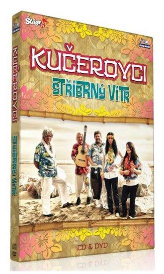 neuveden: Kučerovci - Stříbrný vítr - CD+DVD
