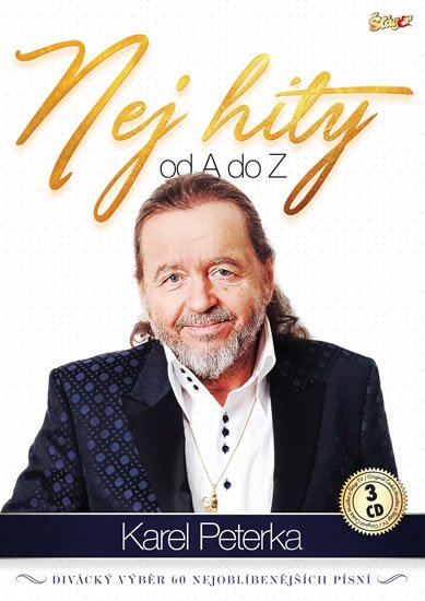 neuveden: K. Peterka - Nej hity A-Z - 3 CD