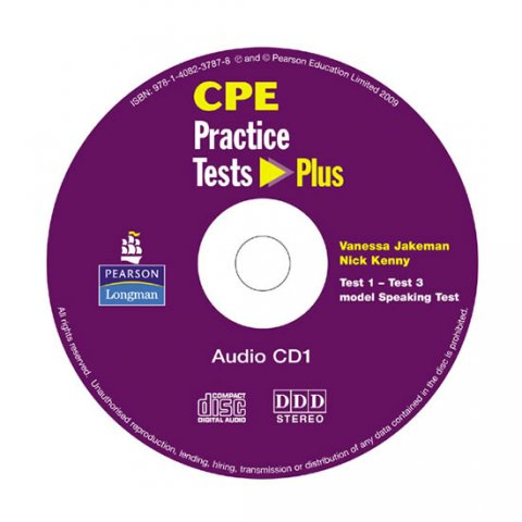Kenny Nick: Practice Tests Plus CPE 2011 CDs 1-2