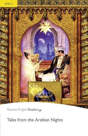 Andersen Hans Christian: PER | Level 2: Tales from the Arabian Nights Bk/MP3 Pack