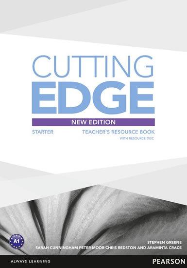Crace Araminta: New Cutting Edge Starter Teacher´s Book w/ Teacher´s Resource Disk Pack