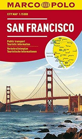 neuveden: San Francisco - lamino  MD 1:15T