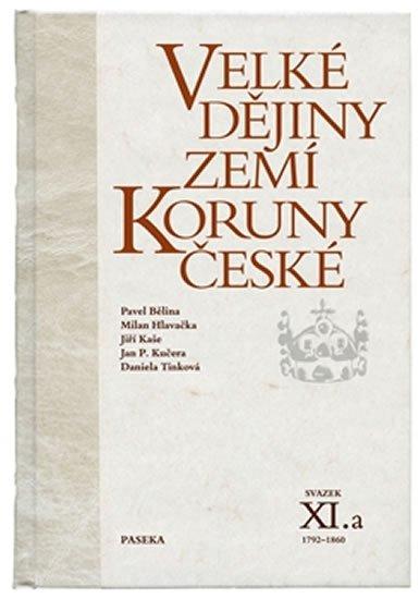 Rak Jiří: Velké dějiny zemí Koruny české XI./a