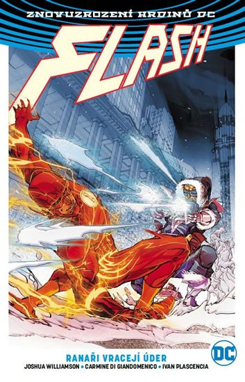 Williamson Joshua: Flash 3 - Ranaři vracejí úder