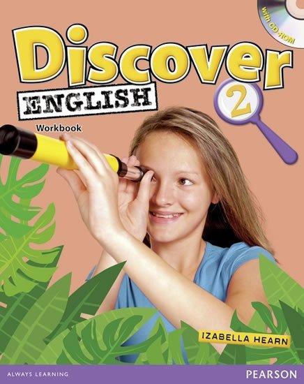 Hearn Izabella: Discover English CE 2 Workbook