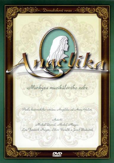 neuveden: Angelika - Muzikál - 2DVD