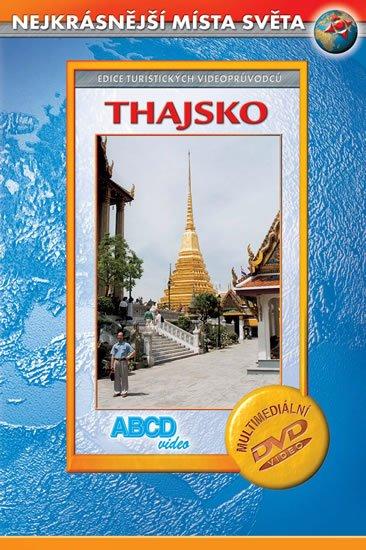 neuveden: Thajsko - Nejkrásnější místa světa - DVD